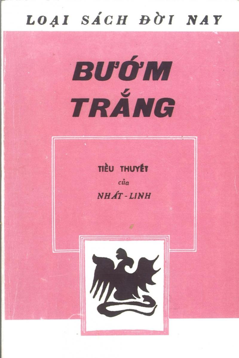 Tiểu thuyết Bướm trắng của Nhất Linh