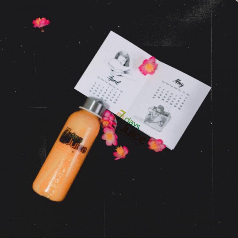 7 Day Juice - Nước Ép vàamp; Trái Cây