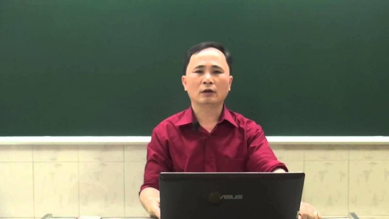 Thầy giáo Chu Văn Biên là giáo viên luyện thi trung học phổ thông quốc gia môn Vật lý nổi tiếng nhất hiện nay