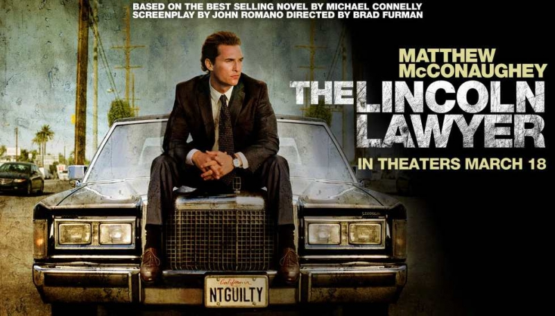 Mick Haller trong phim The Lincoln Lawyer
