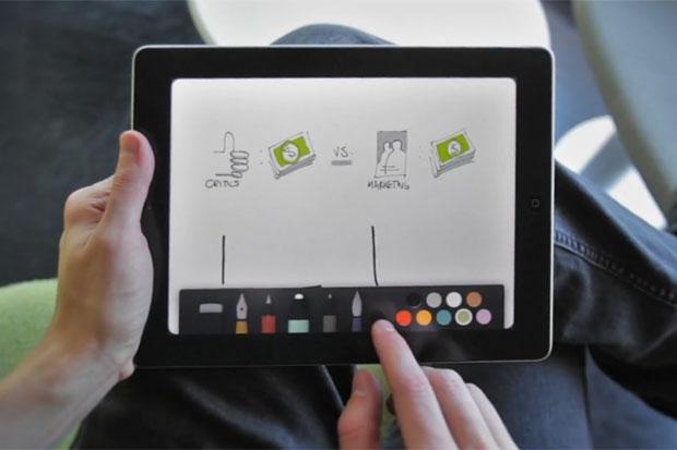 Paper – ứng dụng để vẽ