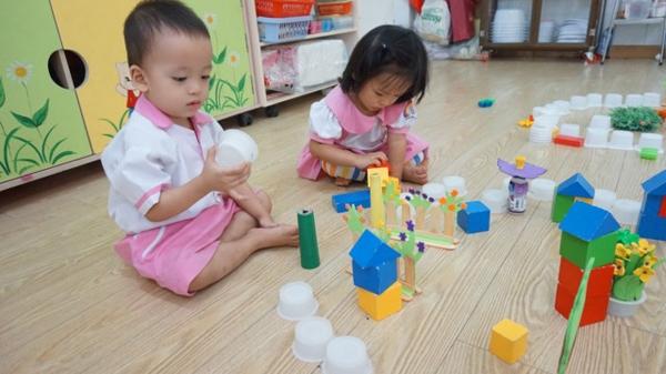 Trường mầm non quốc tế Kids world