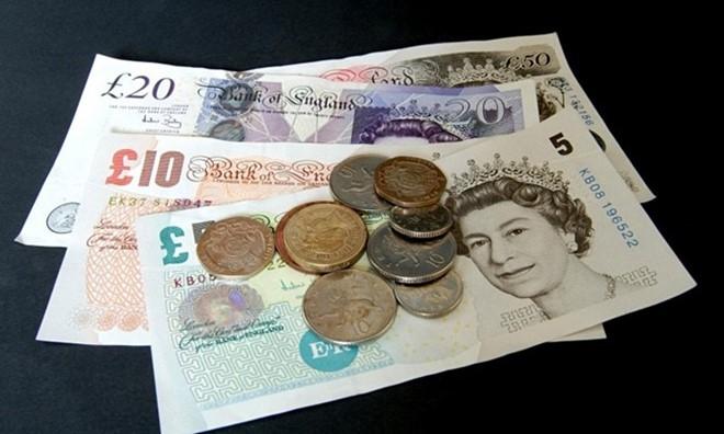 Tờ 1 bảng Anh lỗi có giá trị tăng lên 8.000 lần (Ảnh minh họa)