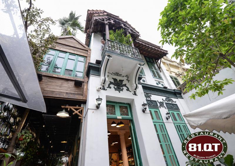 81QT Restaurant & Café