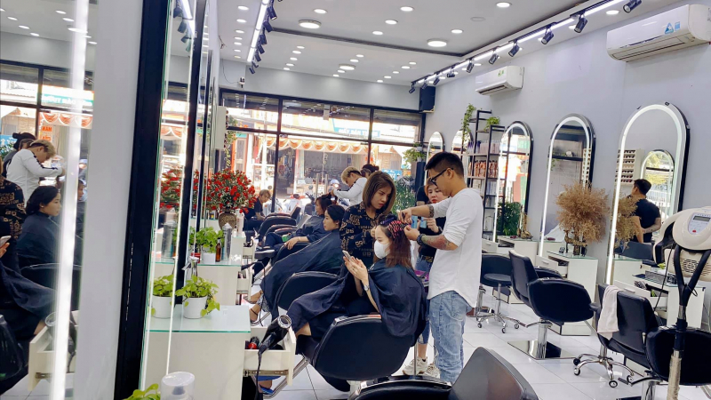 Tất Điệp Beauty Salon