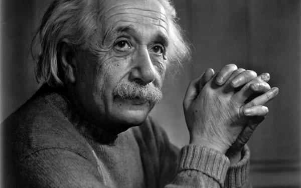 Albert Einstein- chỉ số IQ 160-190