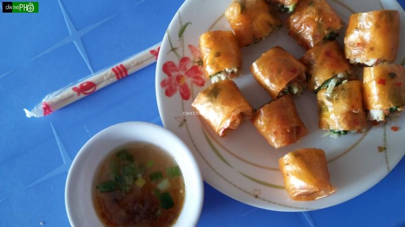 Bánh tráng cô Hưng-Nguyễn Cư Trinh