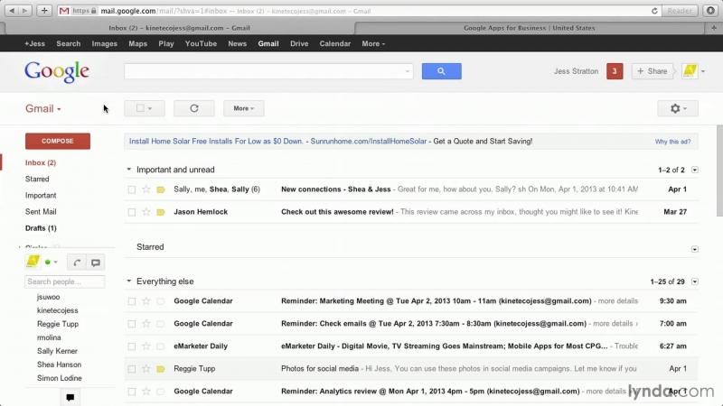 Gmail – ứng dụng email tốt nhất cho bạn.