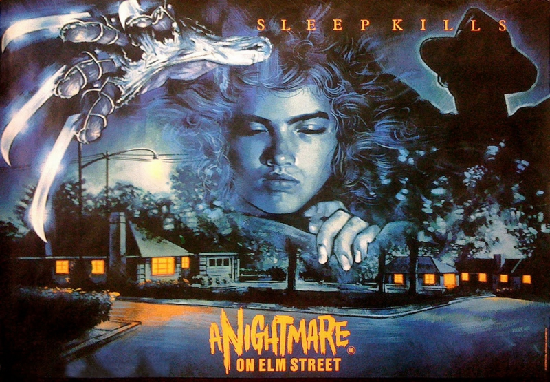 9.	Nightmare on Elm street