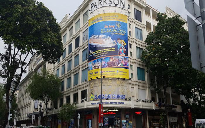 Parkson Saigon Tourist Plaz nơi hội tụ của nhiều thương hiệu: thời trang đình đám