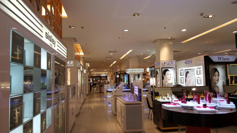 Parkson Saigon Tourist Plaz nơi đem đến cho khách hàng một trải nghiệm mua sắm đẳng cấp với nhiều tiện ích hiện đại.