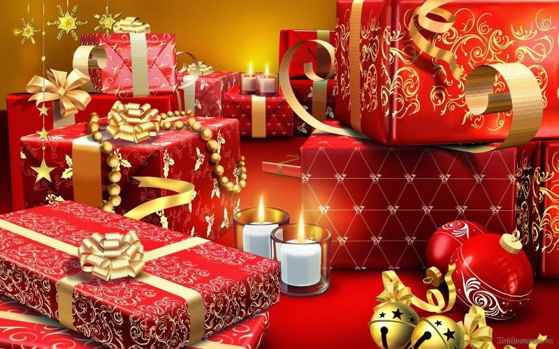 Tặng quà cho những người mình yêu mến