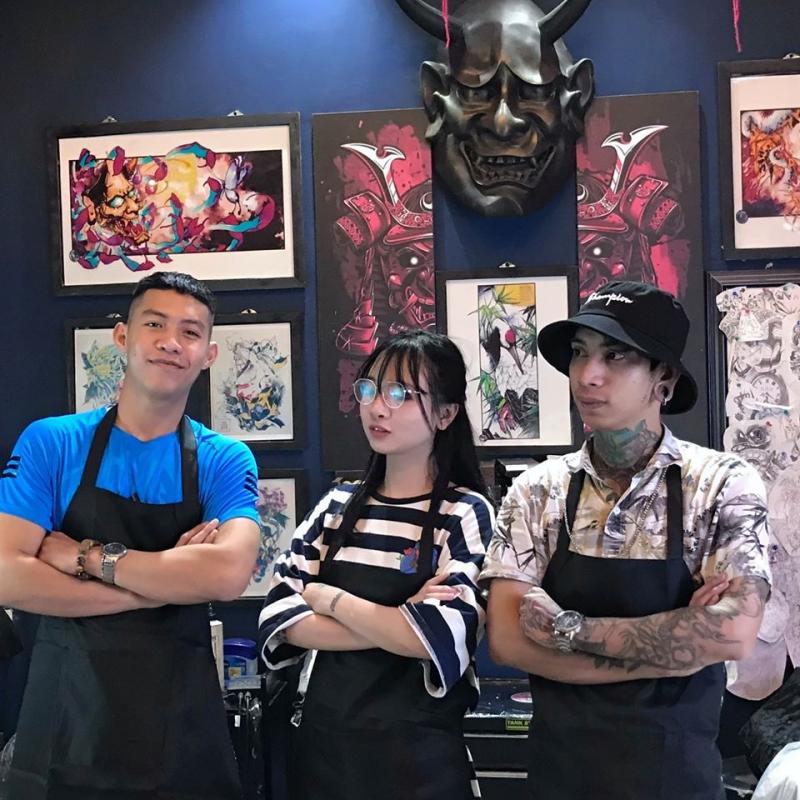 9613 Tattoo - Tattoo Cần Thơ