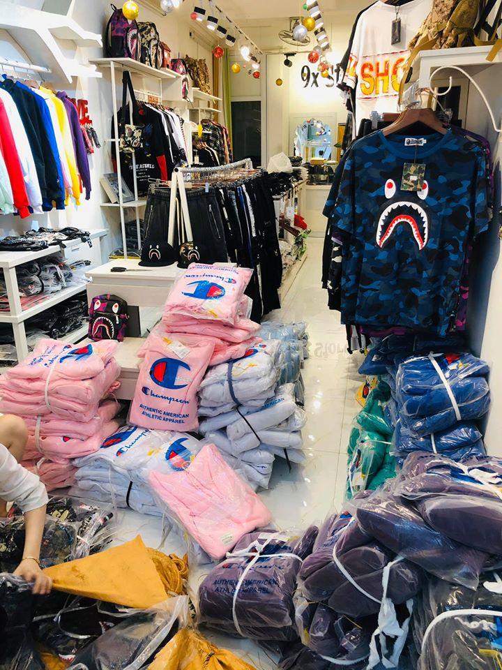 9X store