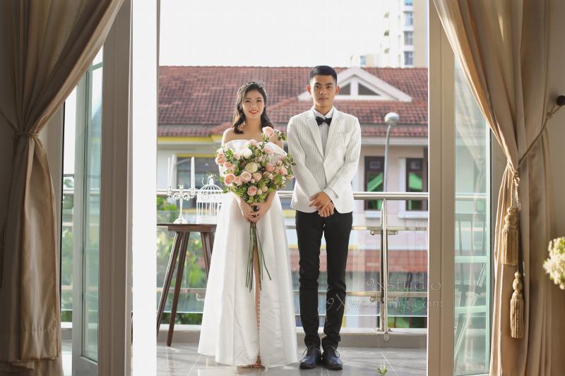 9X Wedding - Studio & Makeup
