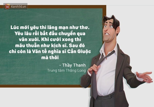 Thầy Thanh - Trung tâm Thăng Long