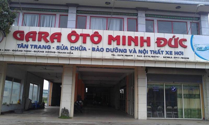 Gara Ô Tô Minh Đức