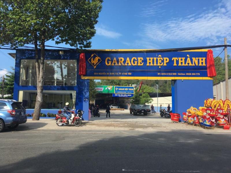 Garage Hiệp Thành