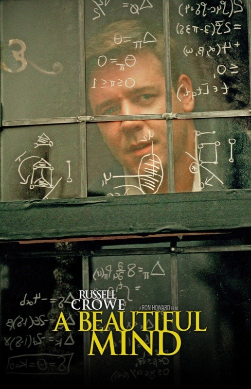 A Beautiful Mind - John Nash, giải Nobel Kinh tế và số phận nghiệt ngã