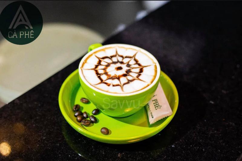 A cà phê đang có rất nhiều đồ uống thơm ngon, hấp dẫn