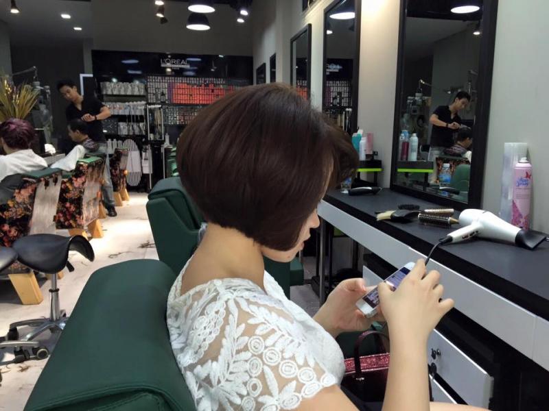 A Đoan Hair Salon & Spa