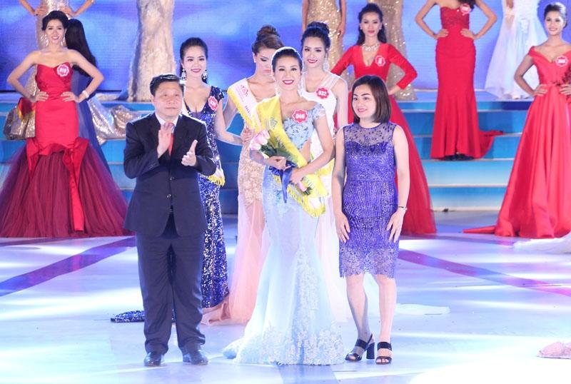 Thùy Trang cô á hậu đa tài
