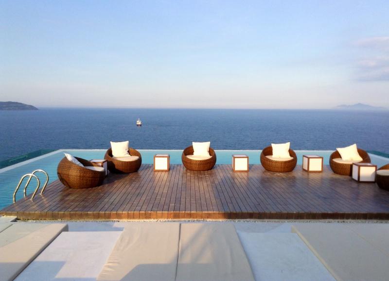 View hướng thẳng ra biển