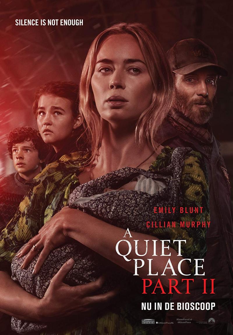 A Quiet Place 2 (28/5/2021)