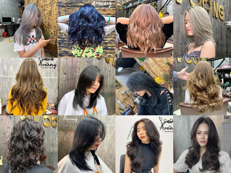 A Voòng Hair Salon