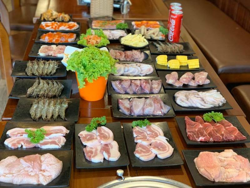 A1 restaurant - Korean BBQ & Hotpot