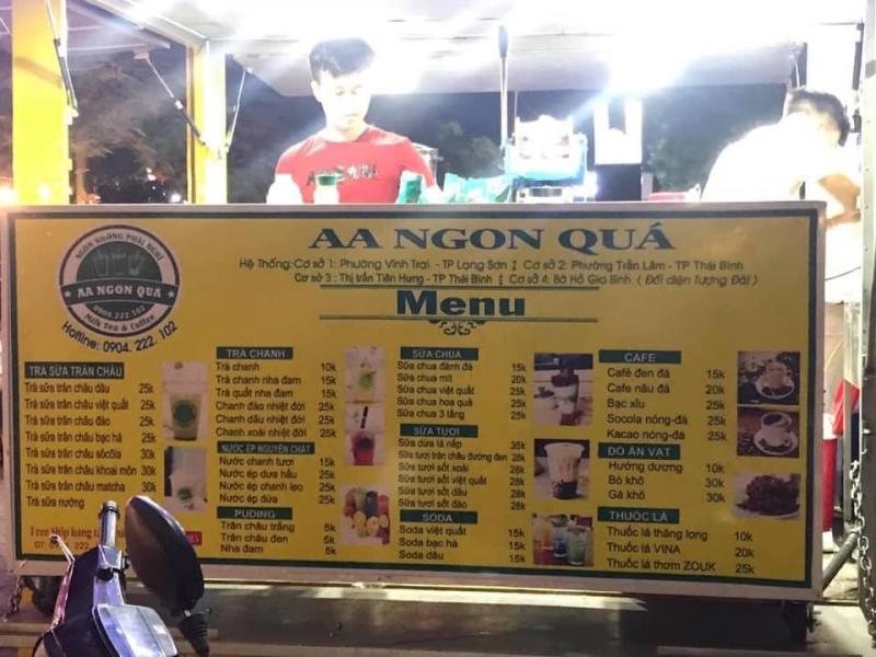 AA Ngon Quá