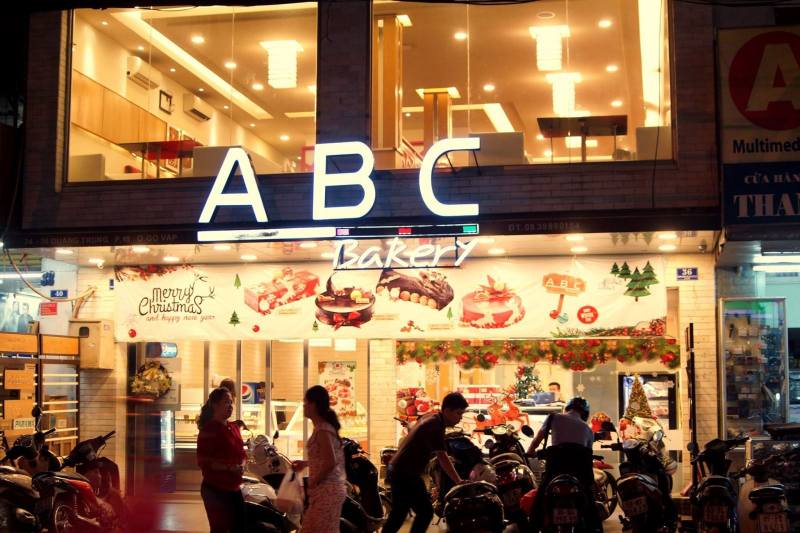 Cửa hàng của ABC Bakery