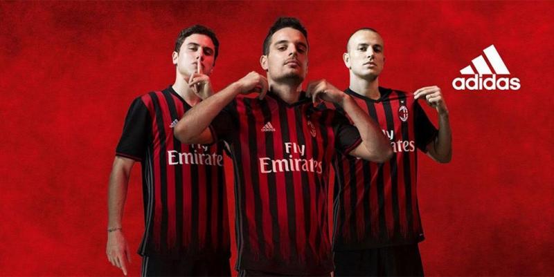 Trang phục sân nhà của AC Milan