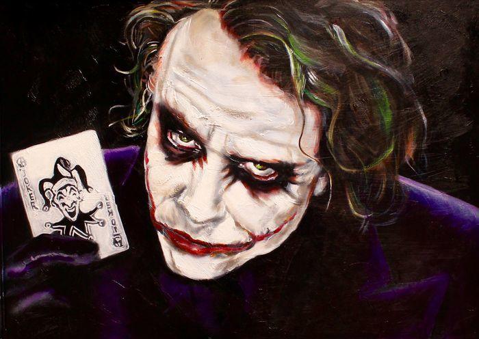 Nguồn gốc Joker vẫn luôn là bí ẩn