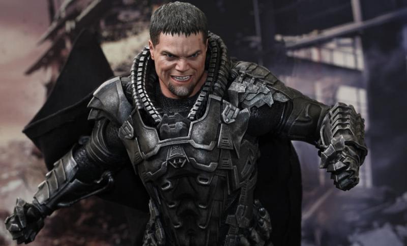 Tướng Zod - đối thủ cực mạnh của Superman