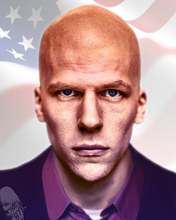 Lex Luthor có một bộ óc thiên tài