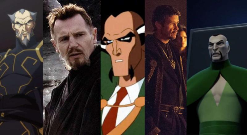 Ra's Al Ghul - vừa là thầy vừa là đối thủ truyền kiếp của Batman