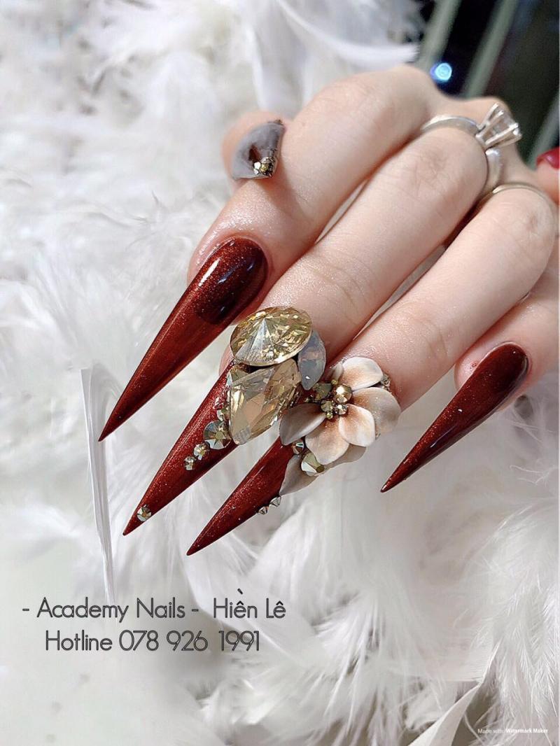 Academy Nails Hiền Lê