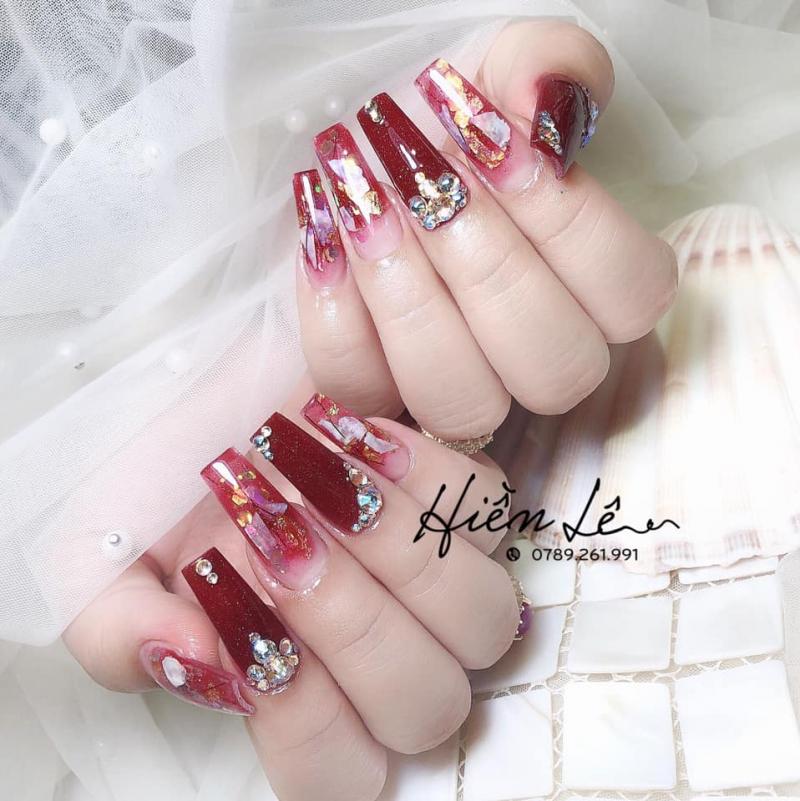 Academy Nails Hiền Lê.