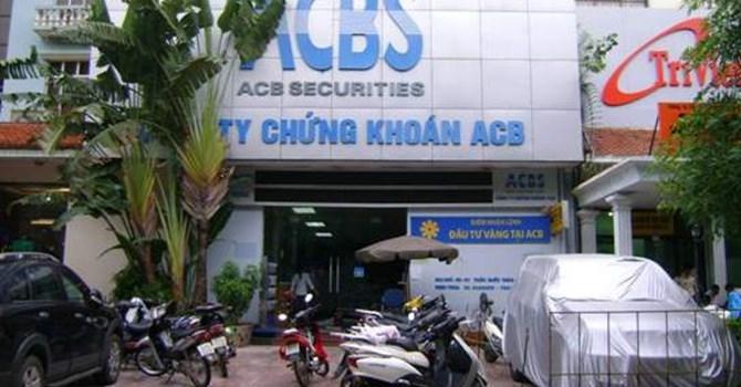 Công ty TNHH Chứng khoán ACB (ACBS)