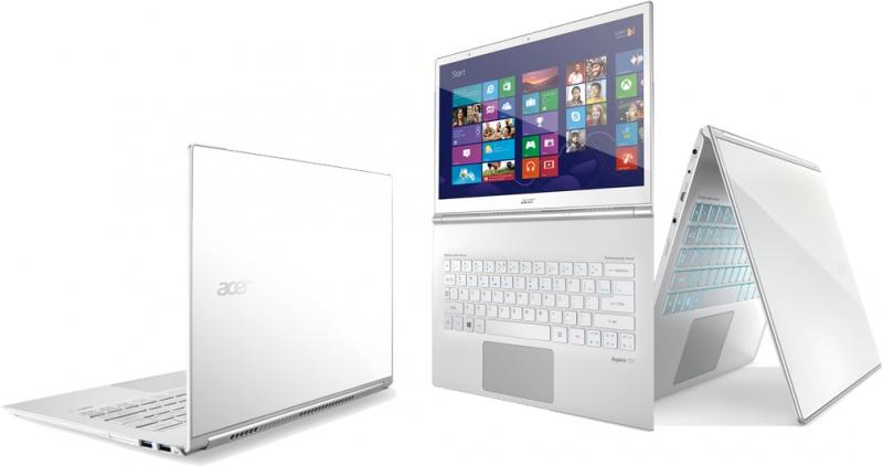 Acer Aspire S7 là một trong những chiếc Ultrabook cao cấp sở hữu thiết kế sang trọng, đầy tinh tế
