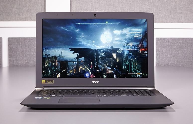 Acer Aspire V15 Nitro, laptop gaming cấu hình khủng, giá phải chăng