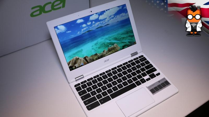 Acer CB3-131-C3SZ Chromebook