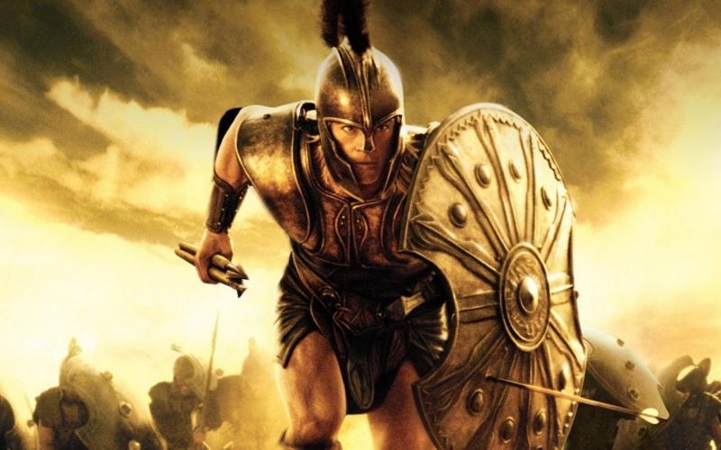 Người anh hùng Achilles