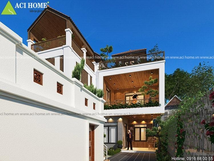 ACI Home