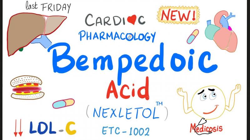 Công dụng của Acid bempedoic