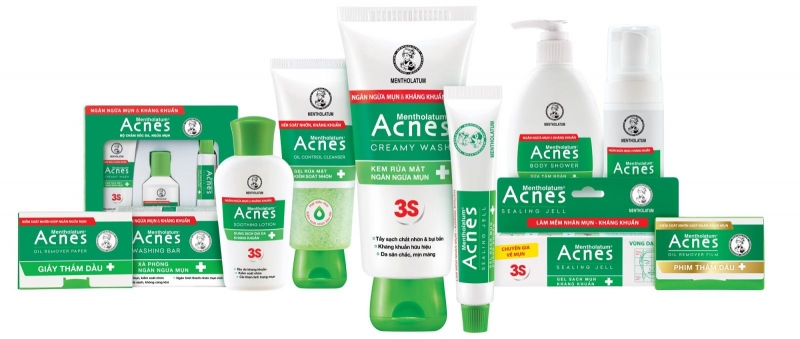 Sản phẩm trị mụn bọc và mụn viêm có mủ - Acnes Medical Cream