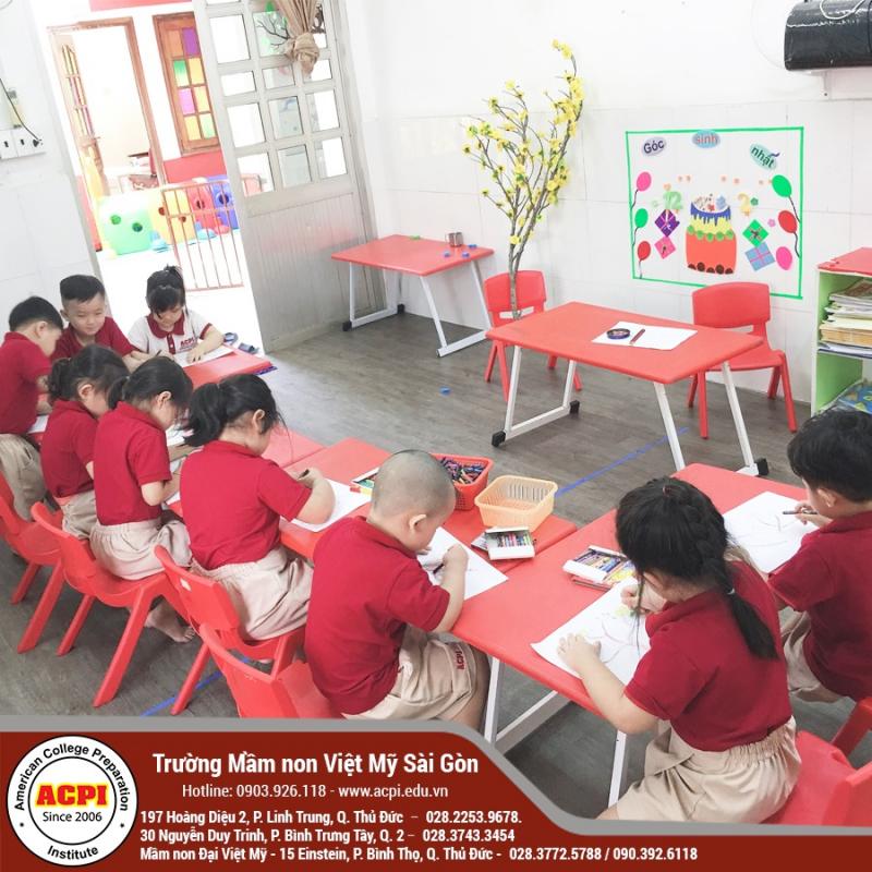 ACPI - Trường Mầm Non Việt Mỹ Sài Gòn