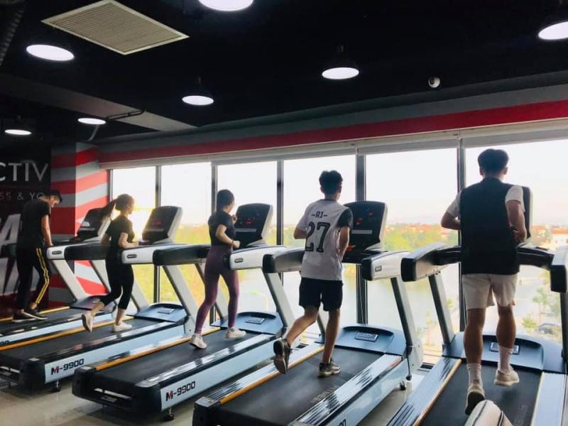 Active Fitness & Yoga
