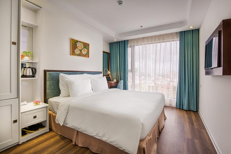 Adaline Hotel & Suites Da Nang
